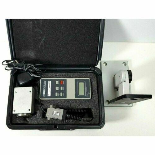 MARK-10 MODEL BGI DIGITAL FORCE GAUGE  w Case & Mount made in USA 1119l46