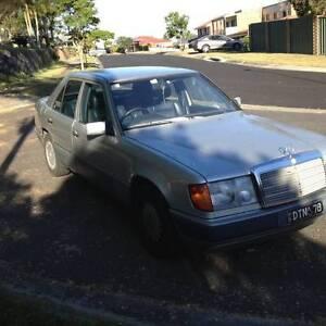 1989 Mercedes-Benz 300 Sedan Brisbane City Brisbane North West Preview