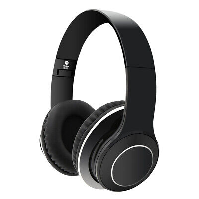 Bluetooth Noise Cancelling Headphones Over Ear Stereo Earphones Wireless -