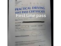 Automatic & Manual Driving Lessons Bradford, Leeds MH Driving School