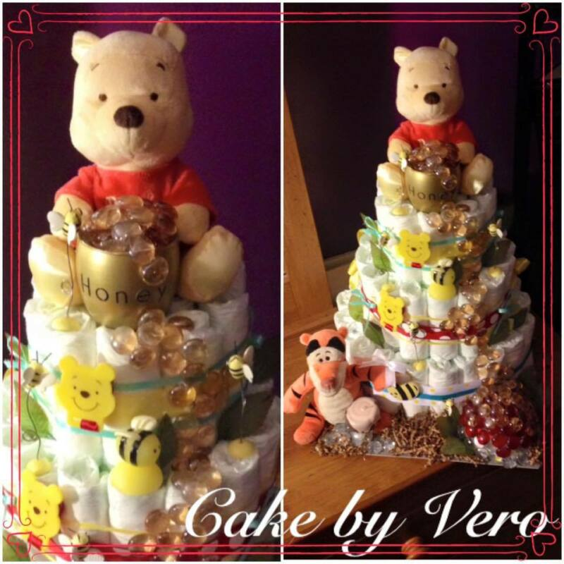 Winnie the Pooh ( 3 TIER)