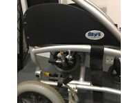 DAYs Patterson Power Assisted Wheelchair