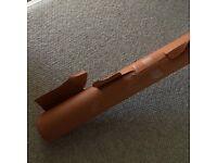 COLORAMA 2,72 x 11 Metres (Rusty colour)