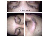 Nail extensions, Shellac manicure/pedi spray tans lashes