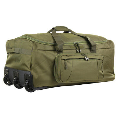 Olive Trolley - Olive Hell Trolley Commando Tasche Tactical Outdoor Wandern Jagen Camping
