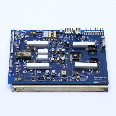 Servo Dynamics Sd412hd-40s-278 Pn 30004799 Pc Board