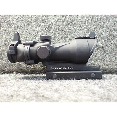 G&P Laser Product GP035 ACOG 4x32 Rifle Scope for Airsoft