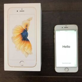 iPhone 6s | 64GB | Gold | Comes with original box (Need gone)