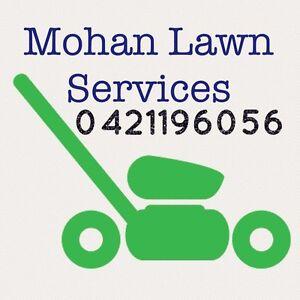 Lawn Mowing Grass Cut Block Slashing Weed Spray Sunshine Brimbank Area Preview