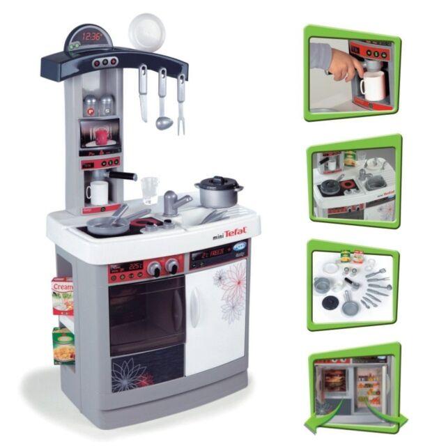Smoby 7600024672 Tefal Chef Cook Spielküche   eBay
