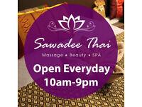 Sawadee Thai Massage & Spa