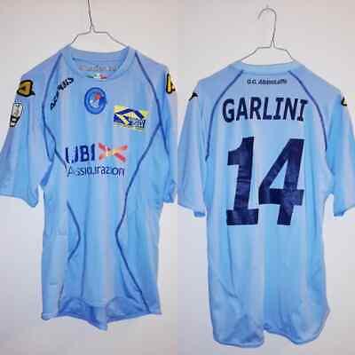 maglia match worn indossata Albinoleffe serie bwin rare portè trikot maillot  image