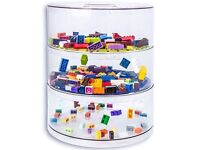 New, boxed, blokpod Lego toy sorter, storage,