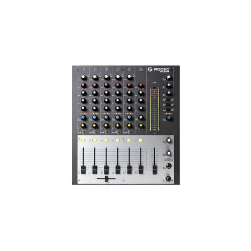 Rodec MX2200 6-Channel DJ Mixer