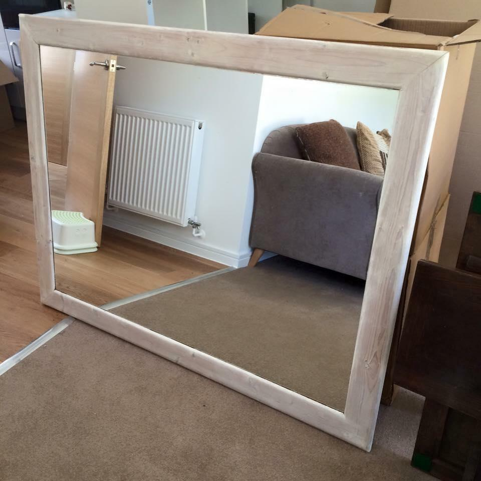 Large mirror for sale in mevagissey cornwall gumtree for Large mirrors for sale cheap