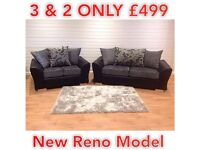 NEW FABULOUS RENO 3&2 ONLY £499