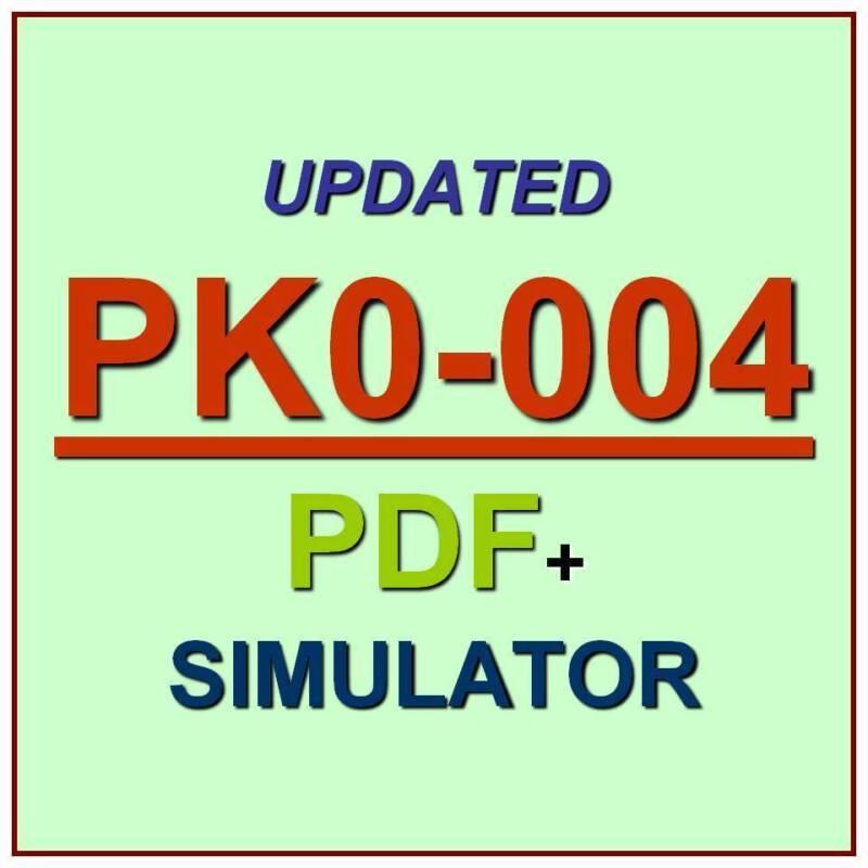 CompTIA Project+ PLUS Test PK0-004 Updated EXAM QA PDF+Simulator