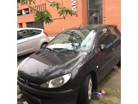 Peugeot 206 (2004) HDi Style - perfect for parts - NOT Taxed or MOTd
