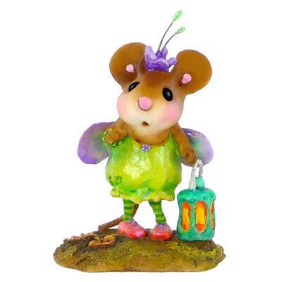 Lil Glowbug By Wee Forest Folk  Wff  M 442  Halloween Bug Mouse