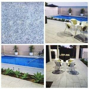 30mm thick  GRANITE PAVING  $40*/sqm !! Supply only Wangara Wanneroo Area Preview