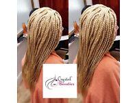Hairdresser ( Afro Caribbean, Caucasian