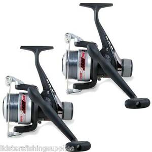 BRAND-NEW-2-X-LINEAEFFE-COURSE-FISHING-REELS-LINE