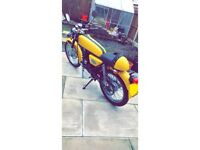 Skyteam Ace 50cc New Bike 100mi only! Learner Legal