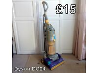 Dyson DC04 All Floors Vacuum Cleaner