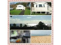 Devon Cliffs/Sandy Bay 3 Bed Caravan