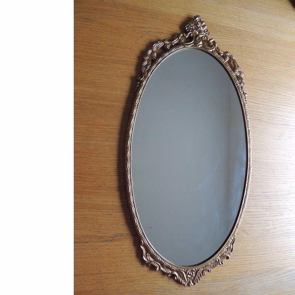 Gorgeous Vintage Gilt Framed Mirror