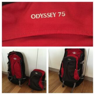 Odyssey travel back pack East Geelong Geelong City Preview