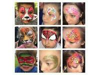DJ / FACEPAINTING / CANDY BUFFET / PARTY FAVOURS