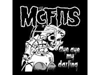 Vocalist wanted for Misfits Tribute band.