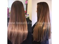 Hairextensions , over 10 years experience, competitive prices ( Warwickshire)