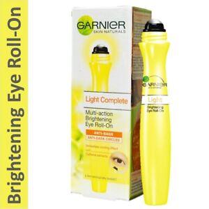 Garnier Brightening Eye Roll-On Caffeine Anti Bags and Dark Circles