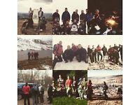 Mountain Walks across the UK
