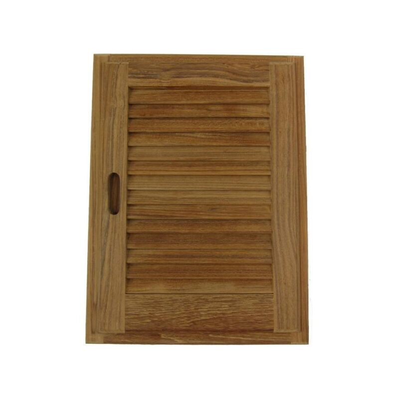 louvered cabinet doors ebay
