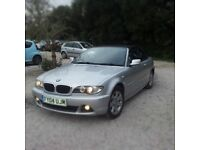 2004 BMW E46 318 Convertible 2.0lt Petrol Manual