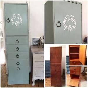 Wardrobe / closet section / storage cabinet - excellent condition Kogarah Rockdale Area Preview
