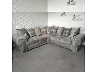 Double Padded Verona Corner Sofa | Best Quality | Cheaper Prices | Available in 3+2 Seater as well