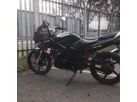 Lexmoto XTR125-23