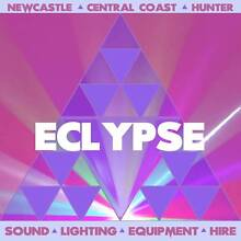 ECLYPSE SOUND AND LIGHTING - DJ HIRE LOW PRICES LIMITED TIME! Gosford Gosford Area Preview