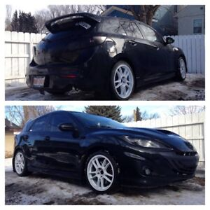 Project mazdaspeed 3