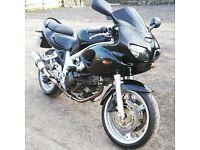 Suzuki SV650 s A2 Compatible ONO