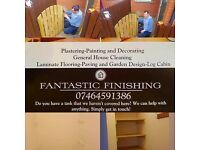 Professional Services painting and decorating - laminate flooring - tiling. Painter, tiler
