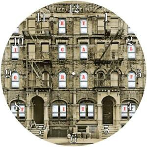 Vinyl Record Art 2.0 tribute to Led Zeppelin
