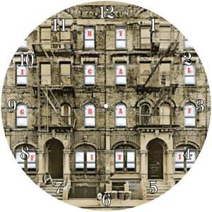Vinyl Record Art 2.0 tribute to Led Zeppelin