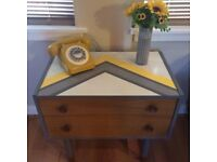 Up-cycled Drawer Unit / Sideboard
