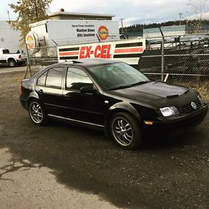 2000 VW Jetta 2.0L 5SPD NEW ENGINE