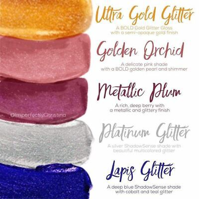 Glitz and Glam Collection 💋 LipSense Metallic Plum Golden Orchid 💋